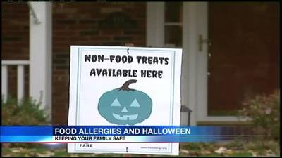 News video: Halloween and Food Safety