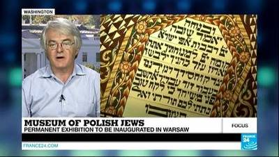 News video: POLAND - Poland's Jewish culture revival